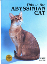 This is the Abyssinian Cat - Kate Faler, 1983-1